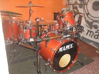 Batería Mapex Saturn Pro Studio