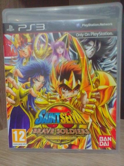 Saint Seiya Brave Soldiers C/ Manual - Ps3