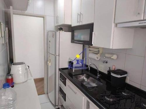Apartamento Com 2 Dormitórios À Venda, 50 M² Por R$ 380.000,00 - Tatuapé - São Paulo/sp - Ap4310