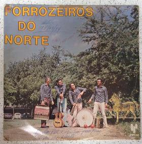 Lp Forrozeiros Do Norte 1981