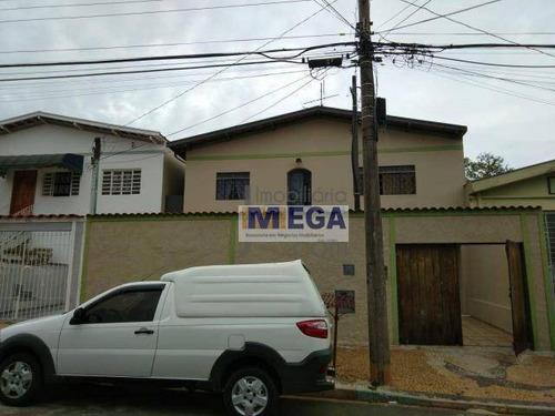 Imagem 1 de 14 de Casa Com 2 Dormitórios À Venda, 100 M² Por R$ 379.990,00 - Jardim Baronesa - Campinas/sp - Ca2340