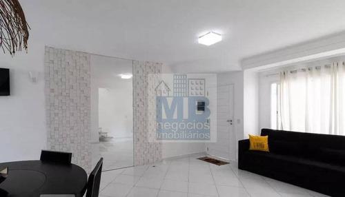 Casa Com 3 Dormitórios À Venda, 126 M² Por R$ 780.000,00 - Jardim Marajoara - São Paulo/sp - Ca0503