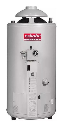 Termotanque Multigas Eskabe Acquapiu Nuevo Modelo A4 700lt/h