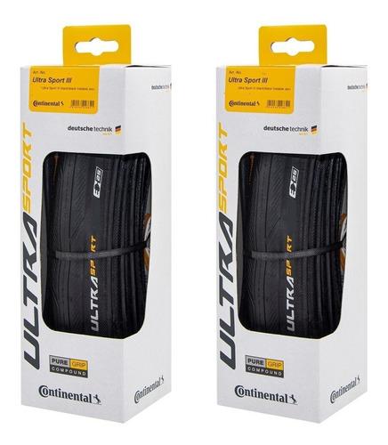 Par Pneu Continental Ultra Sport Iii 3 Kevlar Speed 700x28