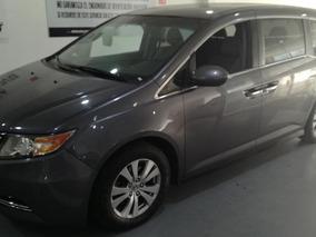 Honda Odyssey 2015 Ex V6/3.5 Aut