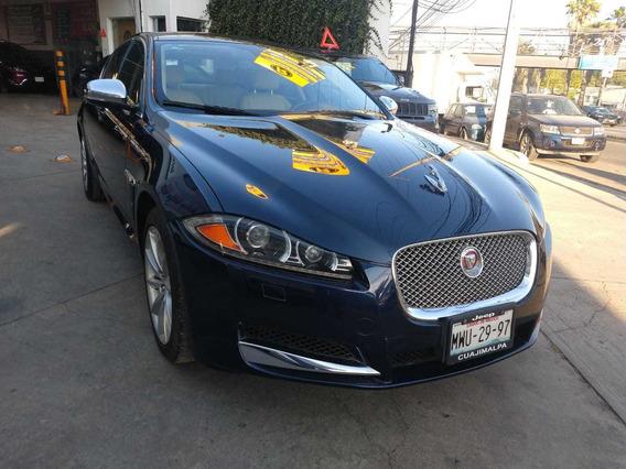 Jaguar Xf Luxury 2.0t 2014