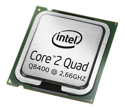 Processador Intel Core 2 Quad Q8400 Bx80580q8400 De 4 Núcleo