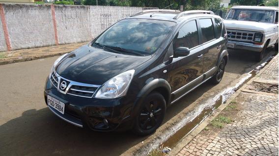 Nissan Livina 1.8 Sl X-gear 2013