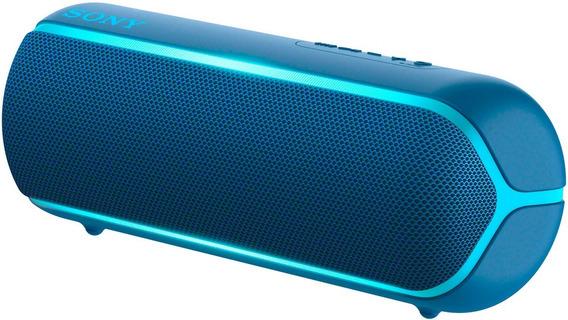 Caixa De Som Sony Extra Bass Srs-xb22 Bluetooth Preto