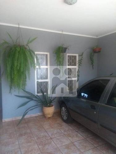 Imagem 1 de 19 de Casa Com 3 Dormitórios À Venda, 100 M² Por R$ 290.000,00 - Jardim Anhangüera - Ribeirão Preto/sp - Ca0566