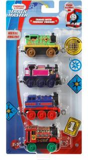 Thomas & Friends Around The World Push Along - Track Master