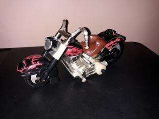 Motorratones De Marte - Biker Mice From Mars - Moto Choppera