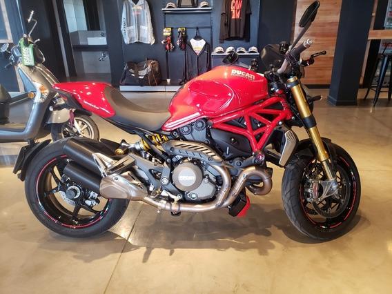 Ducati Monster 1200 S Solo En Gs Motorcycle