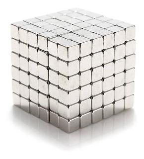 Cubo 6x6 Magico Magnético 216 Imanes 5mm Puzzle