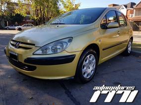 Peugeot 307 2002 C/gnc De 5ta $149900 Unico Por Su Estado