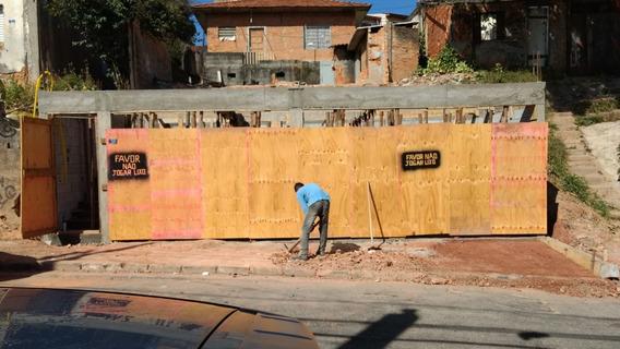 Terreno Aclive 10x15 Na Vila Gomes, Venha Conferir! Ref5104