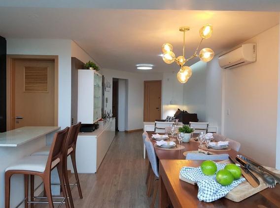 Apartamento Com 2 Dormitórios À Venda, 87 M² Por R$ 513.000 - Velha - Blumenau/sc - Ap2715
