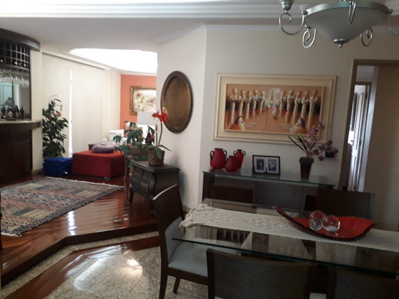 Apartamento Alto Padrão No Sul De Minas , Caxambu , 178 M2 , Com Ótima Localização , 04 Quartos , Suite Com Hidro, Prédio Com 02 Elevadores - 375