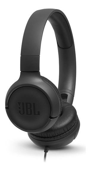 Fone De Ouvido Jbl T500 Headphone Branco Ou Preto