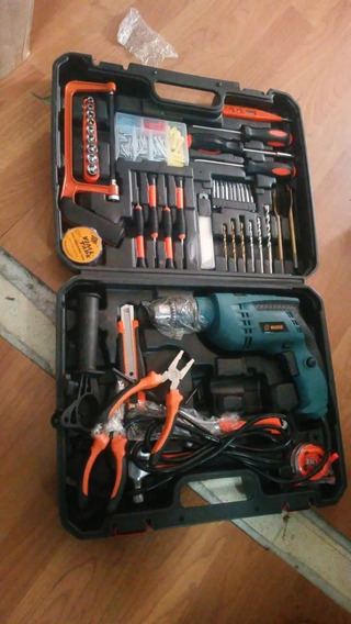 Taladro Hx-09 Alambrico Con Un Extintor Gratis Oferta Valida