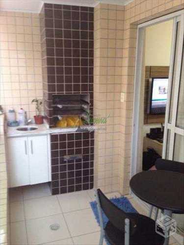 Apartamento Em Praia Grande Bairro Guilhermina - V4617