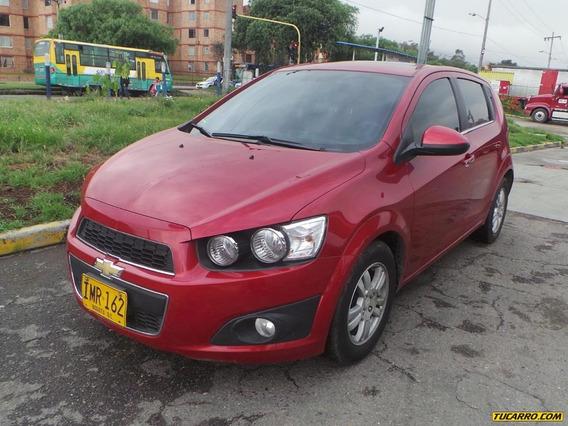 Chevrolet Sonic Lt 1600 Cc Aa