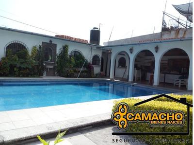 Casa En Renta, 1 Recamara, Cuautla Occ-245