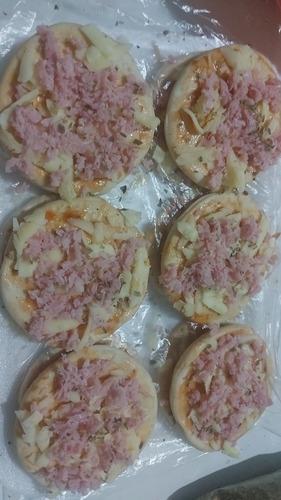 Deliciosas Mini Pizzas