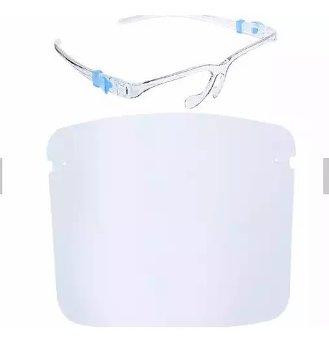 Acetato De Repuesto De Careta Facial Estructura Tipo Gafas