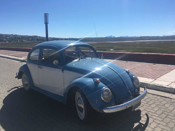 Volkswagen Escarabajo Modelo 62 Alemán