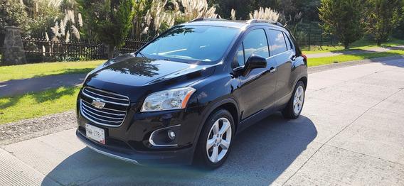 Chevrolet Trax 2016 Ltz Piel Máximo Equipo Flamante Crédito