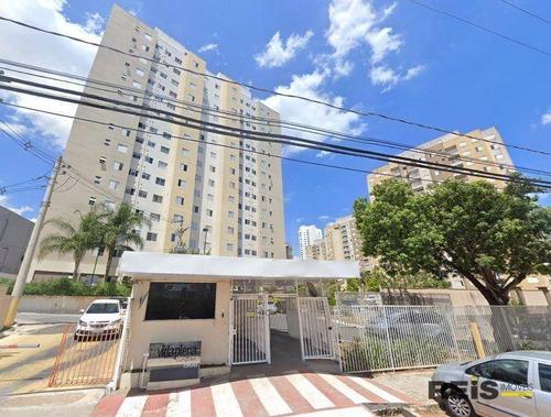Imagem 1 de 15 de Apartamento Com 3 Dormitórios À Venda, 47 M² Por R$ 240.000 - Parque Campolim - Sorocaba/sp - Ap1496