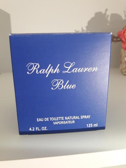 Ralph Lauren Blue 125 Ml Eau Toilette