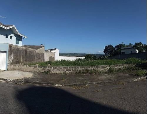 Imagem 1 de 8 de Terreno À Venda, 343 M² Por R$ 180.000 - Jardim Terras De Santa Helena - Jacareí/sp - Te0175