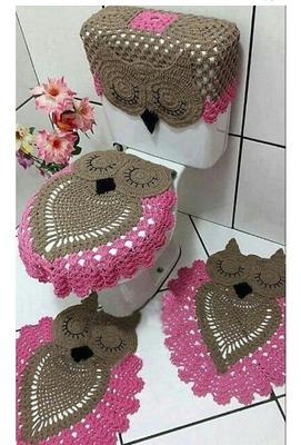 Faço Tapetes Diversos Por Encomenda Em Croche