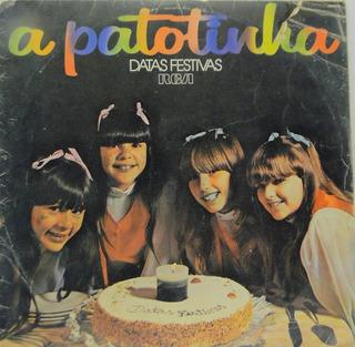 Lp A Patotinha - Datas Festivas - A358