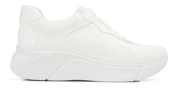 Tênis Picadilly 986002 Branco Confortável