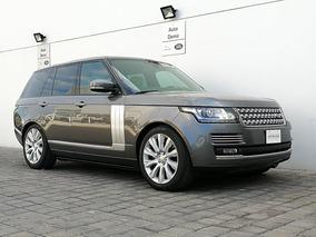 Land Rover Range Rover 5.0l Vogue Se V8 T At