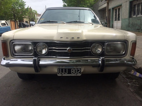Ford Taunus Gxl 2.3 Impecable De Colecccion.