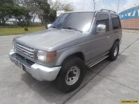 Mitsubishi Montero Dakar Sincrónico