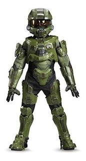 Master Chief Ultra Prestige Halo Disfraz De Microsoft Grande