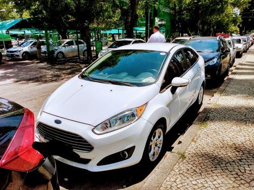 Ford Fiesta Sedan 2013 1.6 16v Se Flex 4p