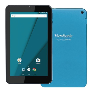 Tablet Viewsonic Lcd 7 Wifi Android 7.0 8gb Azul