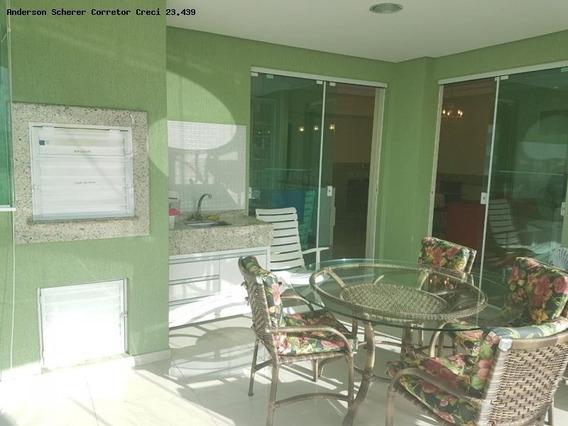 Apartamento Para Temporada Em Itapema, Meia Praia, 4 Dormitórios, 2 Suítes, 4 Banheiros, 3 Vagas - Ax1101_1-1164667