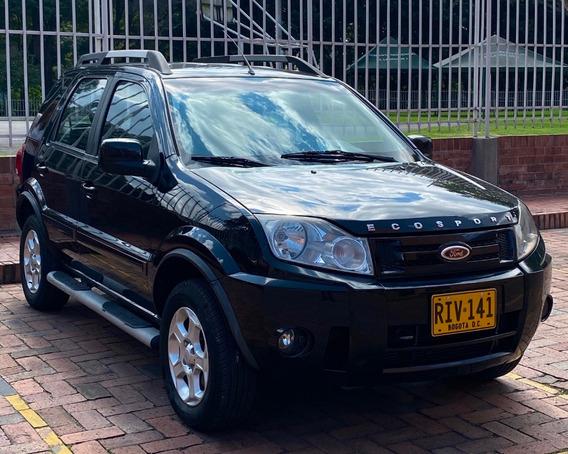 Ford Ecosport Automática 4x2 Único Dueño