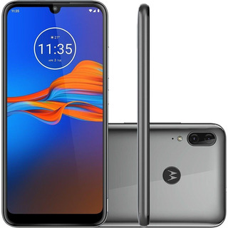 Celular Motorola Moto E6 Plus 32gb 13mp+2mp Seminovo