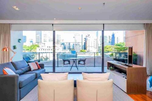 Apartamento Residencial Na Vila Olímpia - 1 Dormitório Com 62m² - Sf24209