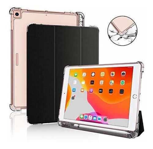Ddup iPad 7th Generation Case - Nuevo iPad 10.2 Case 2020 Co