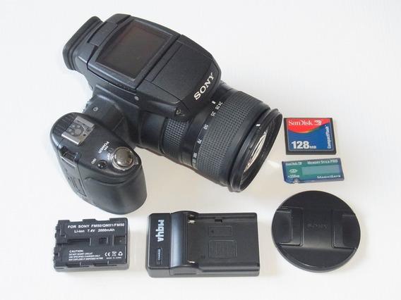 Saldo Camera Sony Dsc R1 Carl Zeiss 24-120mm