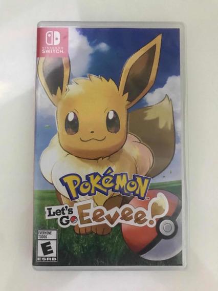 Pokémon Lets Go Eevee